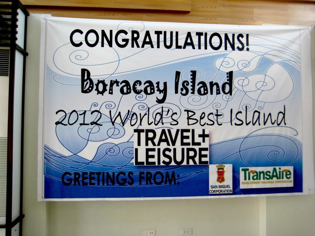 world best island
