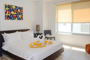 1-Bedroom-Beachfront Grand- Suite-Oceanview