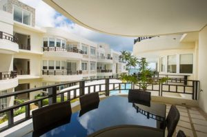Oceanview Family Three Bedroom Suite with Roof Deck