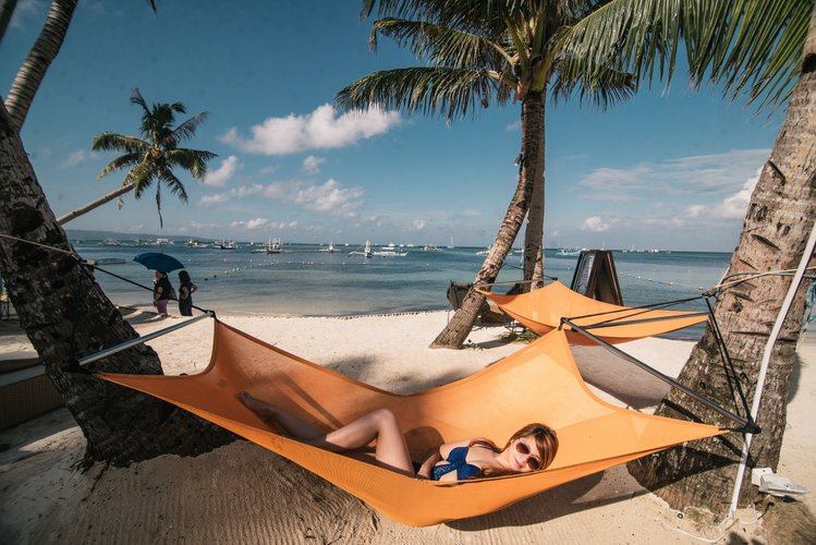 Front Beach with Hammock