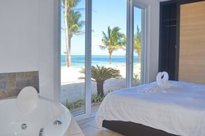 Beachfront Honeymoon Suite
