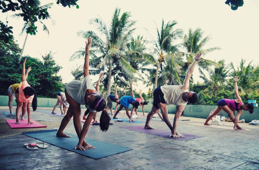 boracay yoga