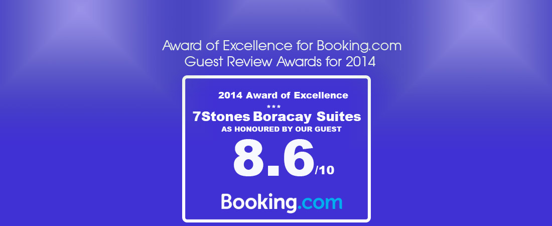 booking.com awards