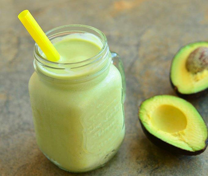 lemon avocado