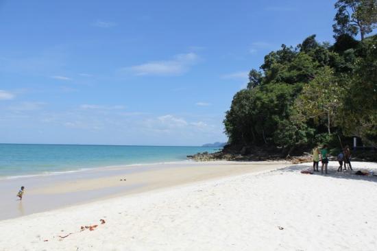 Pasir Tengkorak Beach, Kedah, Malaysia