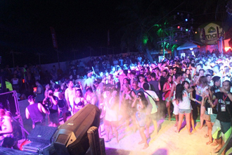 boracay party
