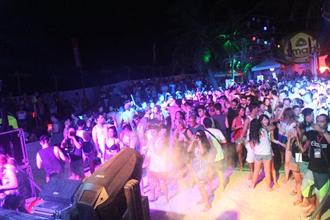 boracay party