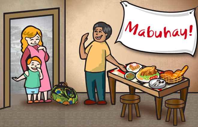 filipino hospitality