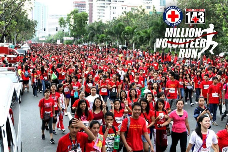red cross fun run