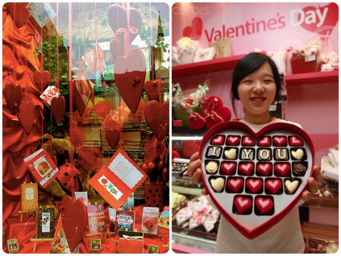 korea valentines